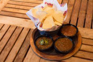 Bottomless Chips & Salsa