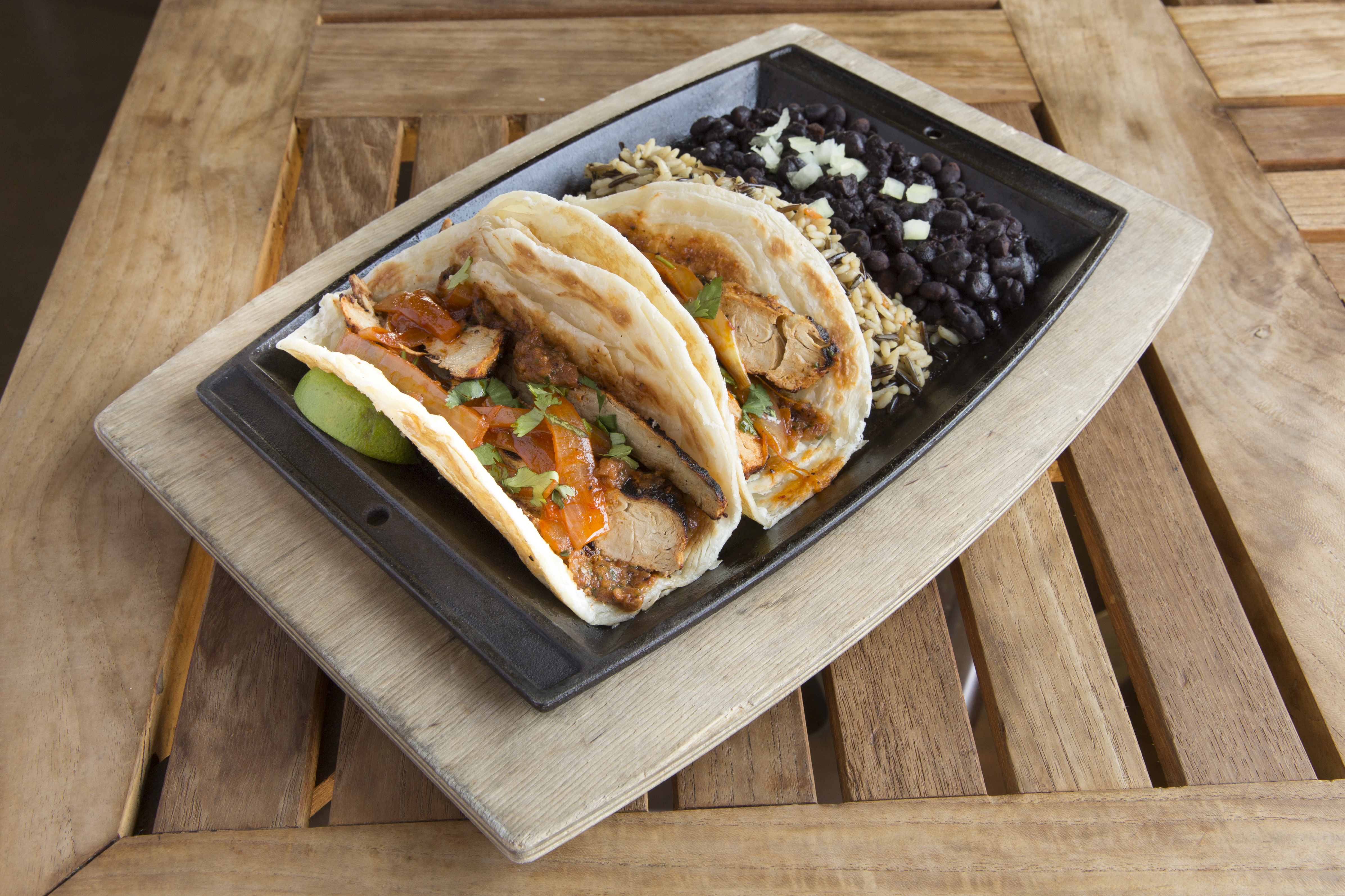 Chick'n Tacos (2)