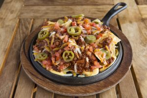 Sloppy Joe Nacho