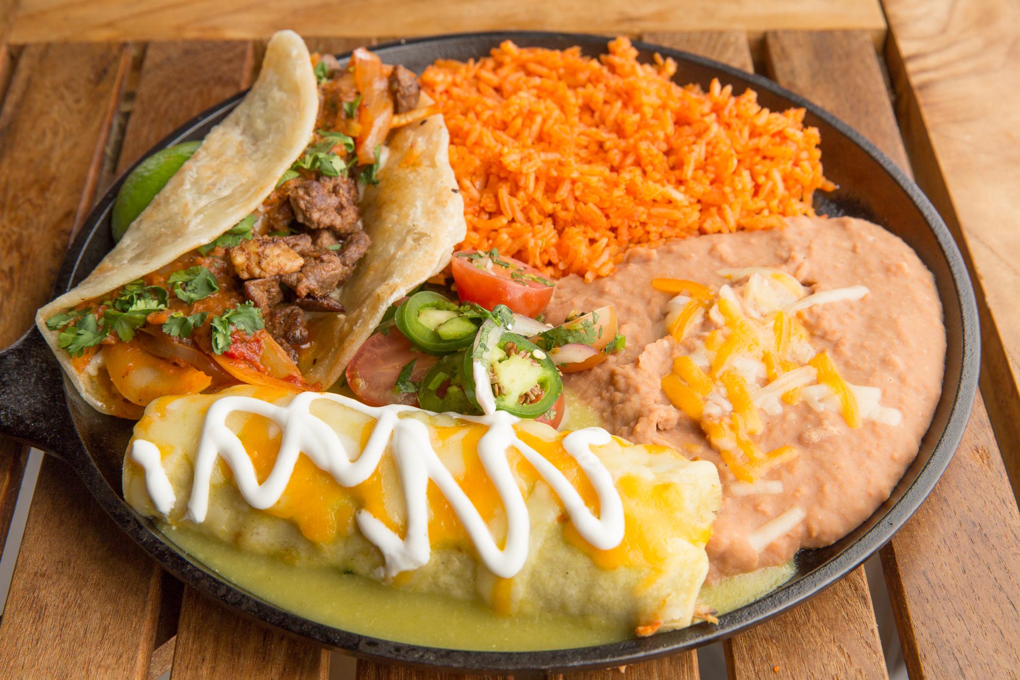 Signature Taco-Enchilada