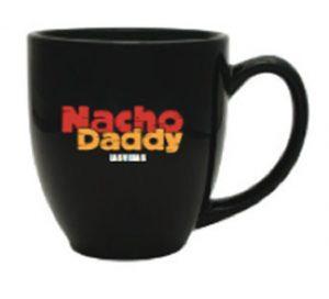 NACHO DADDY COFFEE MUG