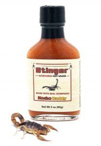 Stinger Scorching Hot Sauce