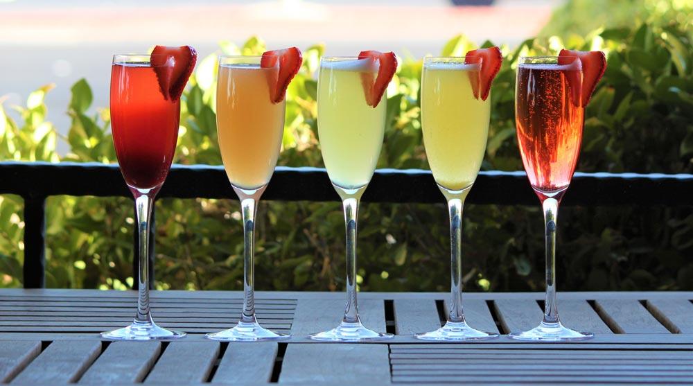 bottomless mimosas las vegas